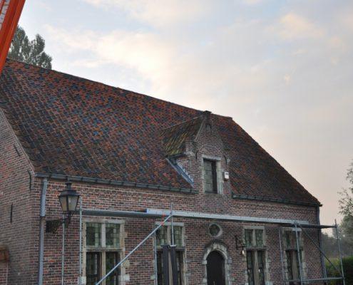 Oude pottelbergse pan 451 vielli rood 878